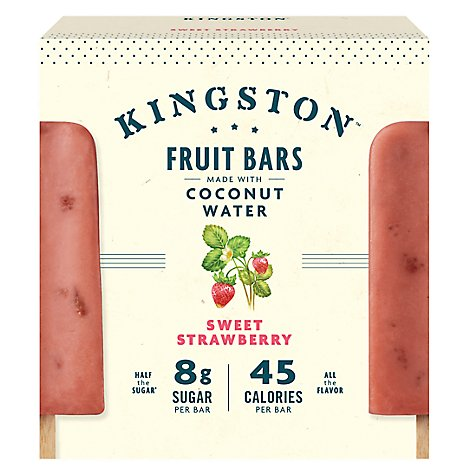 Kingston Bar Fruit Swt Strawberry - 15 Fl. Oz.