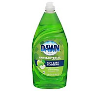Dawn Ultra Dishwashing Liquid Antibacterial Hand Soap Apple Blossom Scent - 40 Fl. Oz.