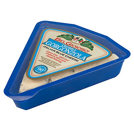 Belgioioso Wedge Gorgonzola - 5 Oz
