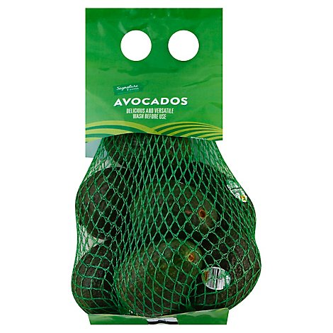 Signature Farms Hass Avocados - 8 Count