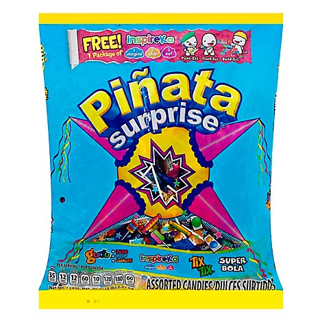 Sonrics Pinata Surprise - 5 Lb