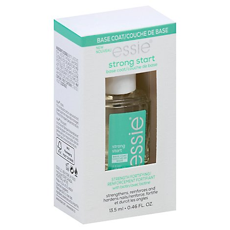 Essie Nail Care Strong Start - 0.46 Fl. Oz.