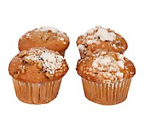 Muffins Banana Nut Pavilions 4 Count