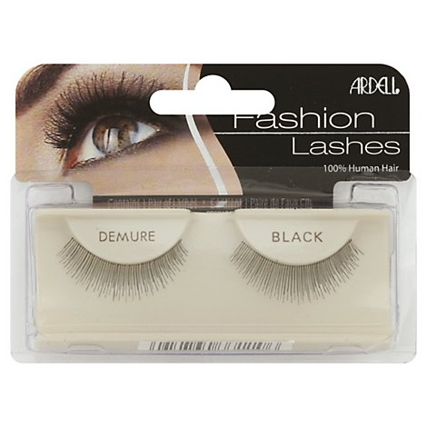 Aii Fashion Lashes Demure Black - Each