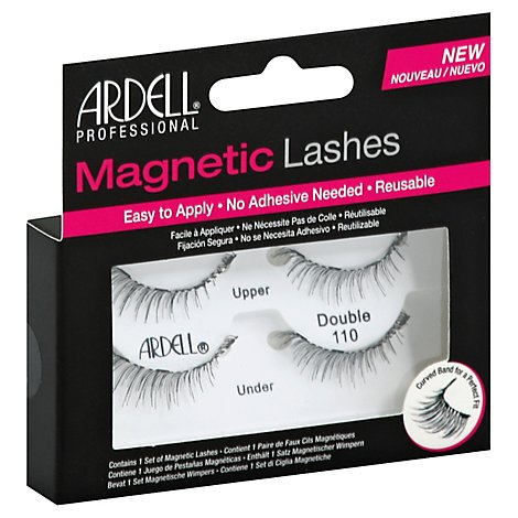 Ardell Magnetc Lashes 110 - 1 Each