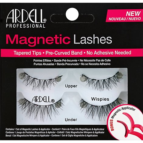 Aii Ard Magnetic Lashes Wispies - Each