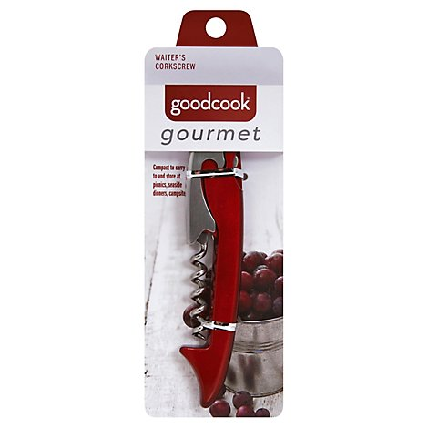 Good Cook Gourmet Corkscrew Waiters - Each