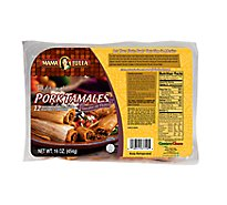 Mama Julia Pork Tamales - 12 Count