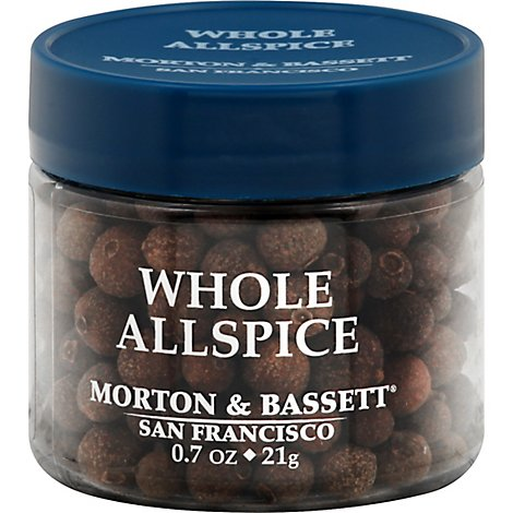 Morton & Bassett Whole Allspice - 0.7 Oz