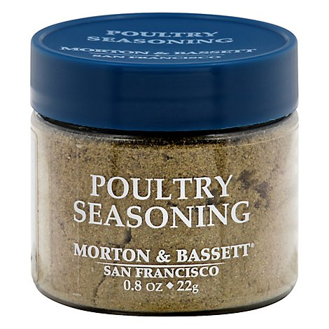 M&B Poultry Seasoning - .8 Oz