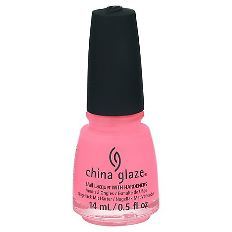 Aii China Glaze Polish Heat Index - 0.05 Oz