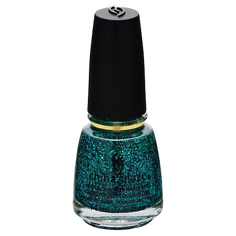 Aii China Glaze Polish Teal Fever - 0.05 Oz