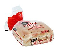 Signature Select Buns Hot Dog - 13 Oz