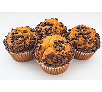 Muffins Chocolate Chip Pavilions 4 Count