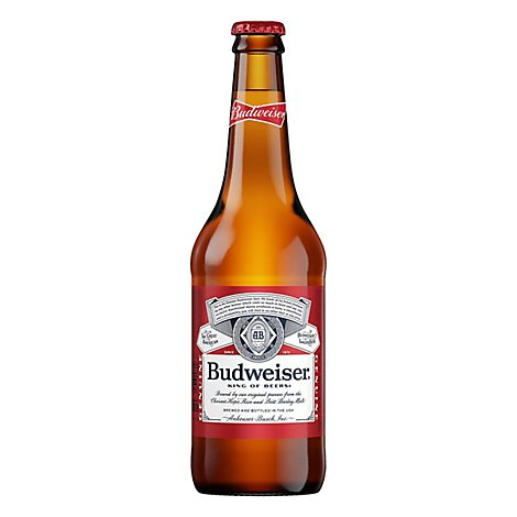 Budweiser Single Nrb - 18 Fl. Oz.