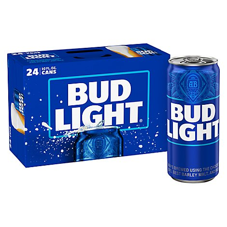 Bud Light Suitcase - 24-10 Fl. Oz.