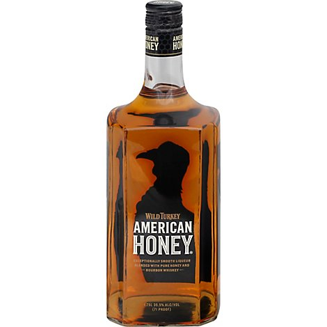 Wild Turkey American Honey - 1.75 Liter