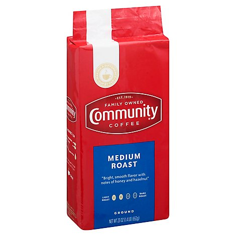 Cc Medium Roast - 23 Oz