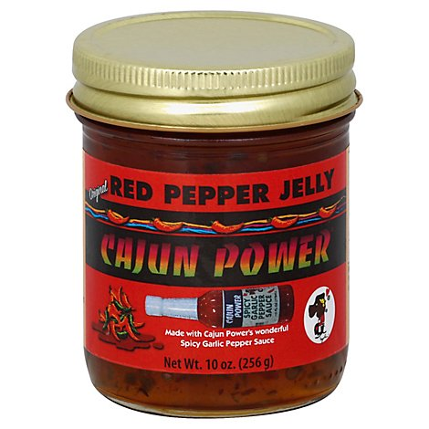 Cajun Power Red Pepper Jelly - 1.51 Oz