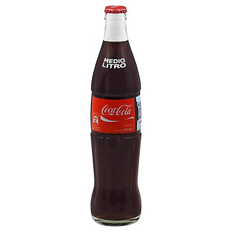 Mexican Coke Classic - .5 Liter