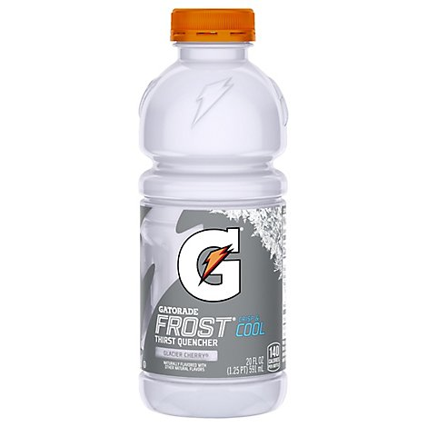 Gatorade Glacier Cherry - 20 Fl. Oz.