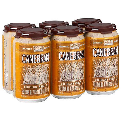 Parish Canebrake In Cans - 6-12 Oz