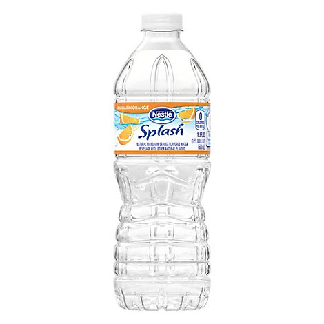 Nestle Pure Life Splsh Ornge - 6-16.9 Fl. Oz.