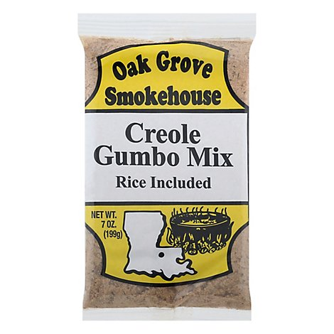 Oak Grove Gumbo Mix - 7 Oz