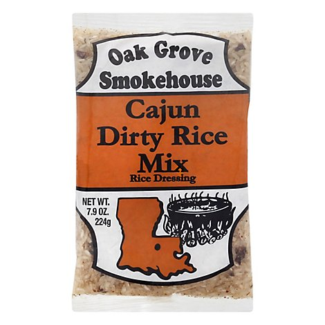 Oak Grove Dirty Rice - 7.9 Oz