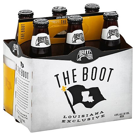 Abita The Boot In Bottles - 6-12 Fl. Oz.