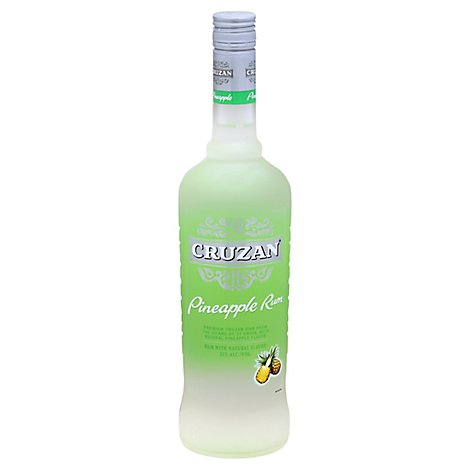 Cruzan Rum Pineapple - 750 Ml