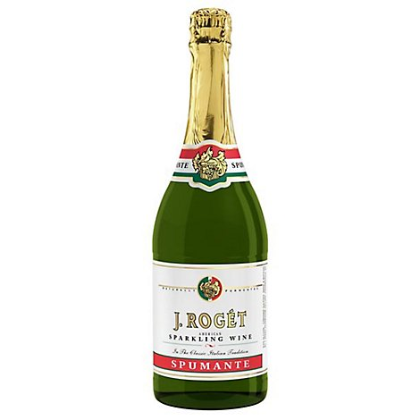 J Roget Spumante Sparkling Wine - 750 Ml