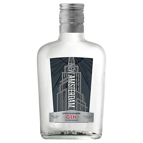 New Amsterdam Gin - 200 Ml