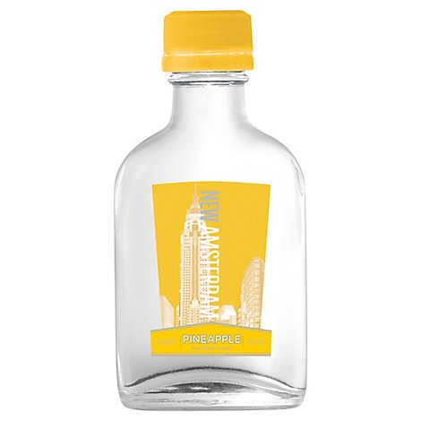 New Amsterdam Vodka Pineapple Flavored - 100 Ml