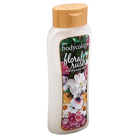 Advan Bodycology Body Wash Floral - 16 Oz