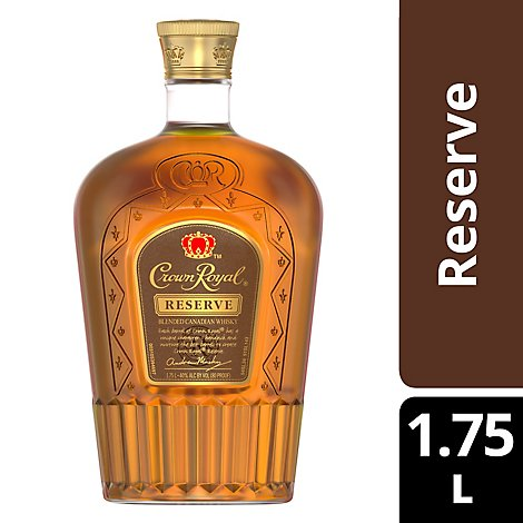 Crown Royal Special Reserve - 1.75 Liter