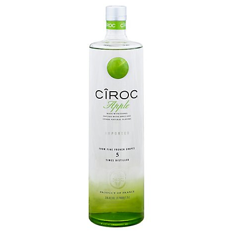 CIROC Vodka Apple 70 Proof - 1.75 Liter