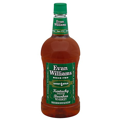 Evan Williams Green - 1.75 Liter