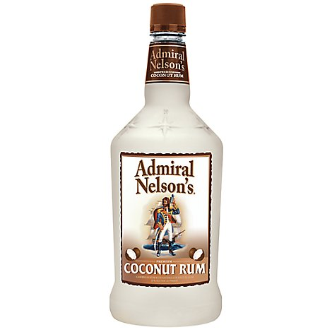 Admiral Nelsons Rum Coconut - 1.75 Liter