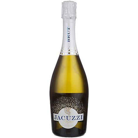 Jacuzzi Family Vineyards Prosecco Wine - 750 Ml