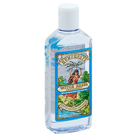 Humphreys Astringent Witch Hazel - 8 Oz