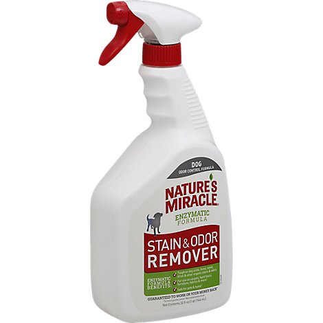 Nm Dog Stain & Odor Remover - 32 Oz