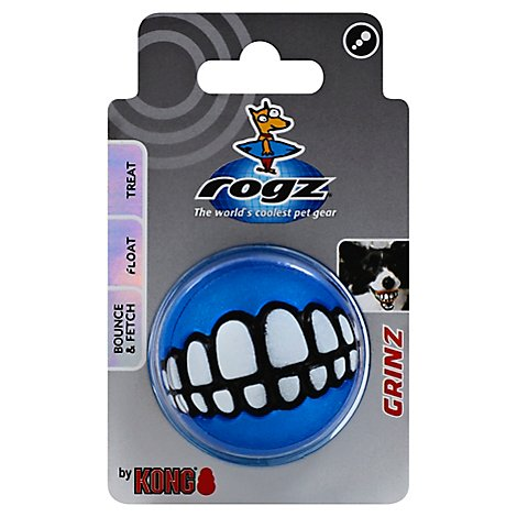 ROGZ Dog Toy Grinz Small - Each