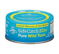 Safecatch Tuna Wild Elite - 5 Oz