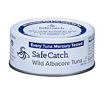 Safecatch Tuna Wild Albacore - 5 Oz