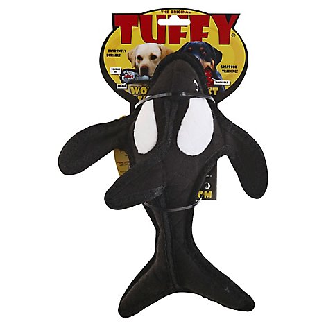 Tuffy Ocean Creatures Killer Whale - 1 Each