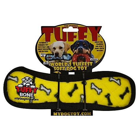 Tuffy Bone Yellow Bone - 1 Each