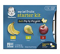 Gerber My 1st Fruits - 12 Oz