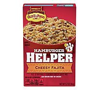 Betty Crocker Hamburger Helper Cheesy Fajita - 5.7 Oz