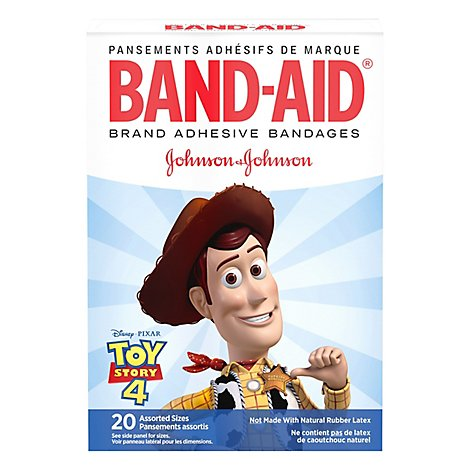 Bandaid Toystory - 20 Count